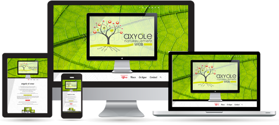 AXYOLE - Conseil et création de site internet